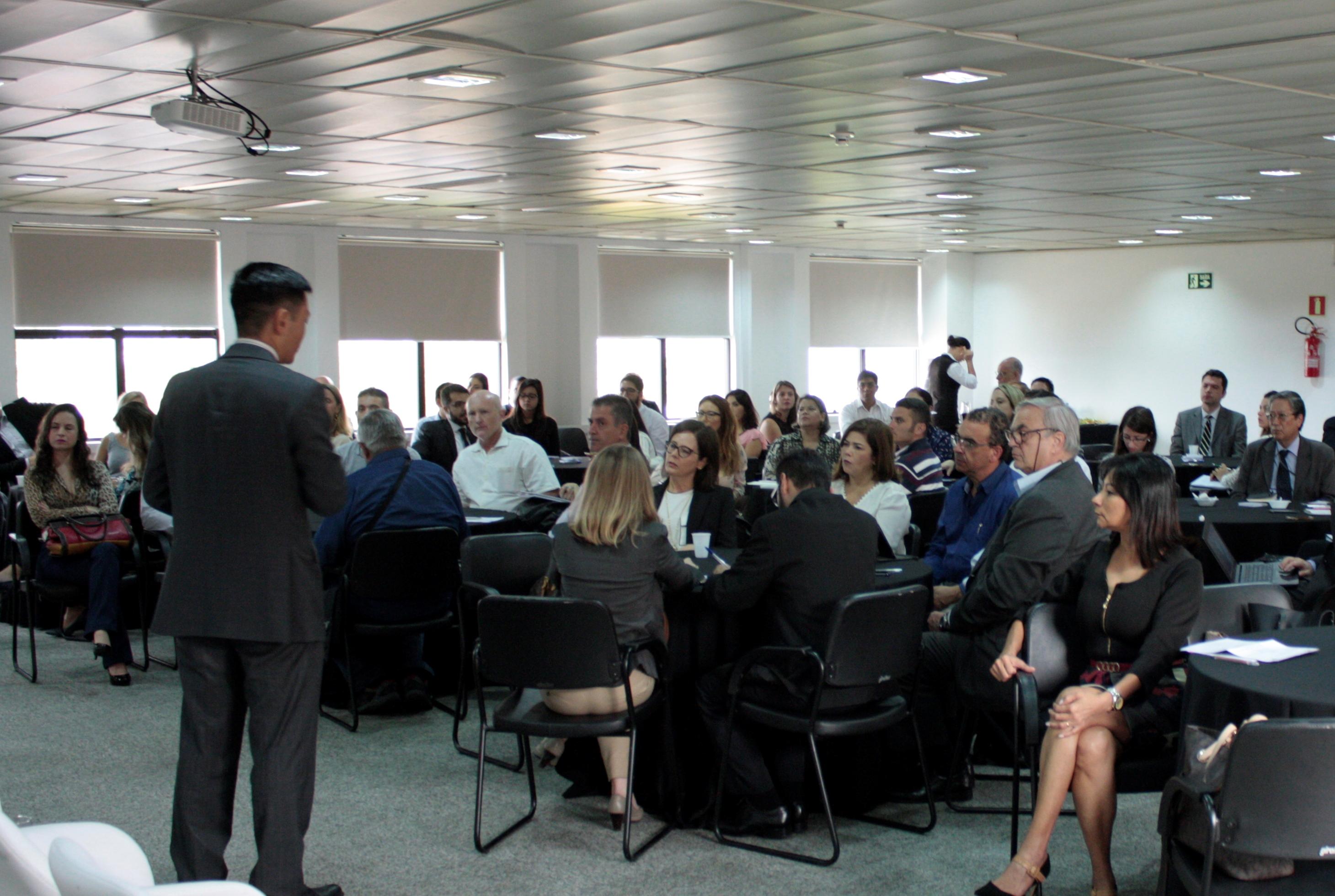 Workshop de Avaliação de Riscos de Corrupção
