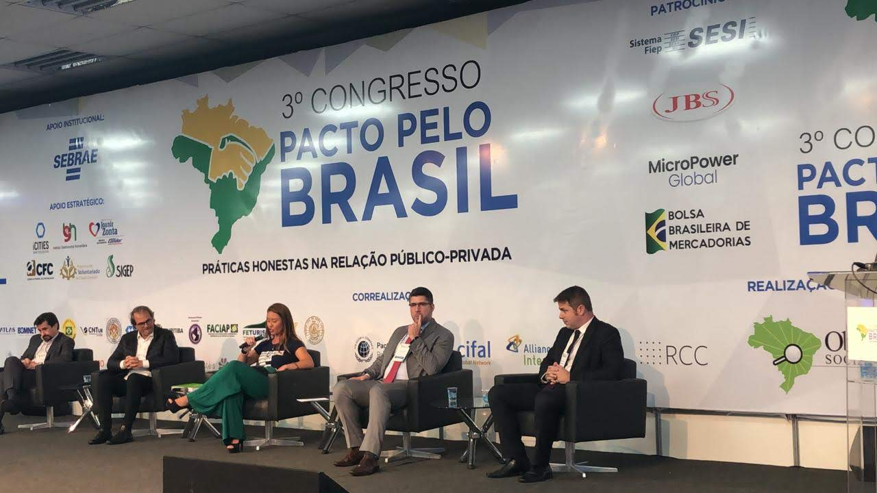 3 Congresso Pacto pelo Brasil